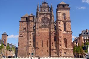 Cathédrale de Rodez - Accueil St Joseph